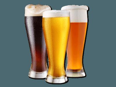 """пиво """"Два бобра"""""""